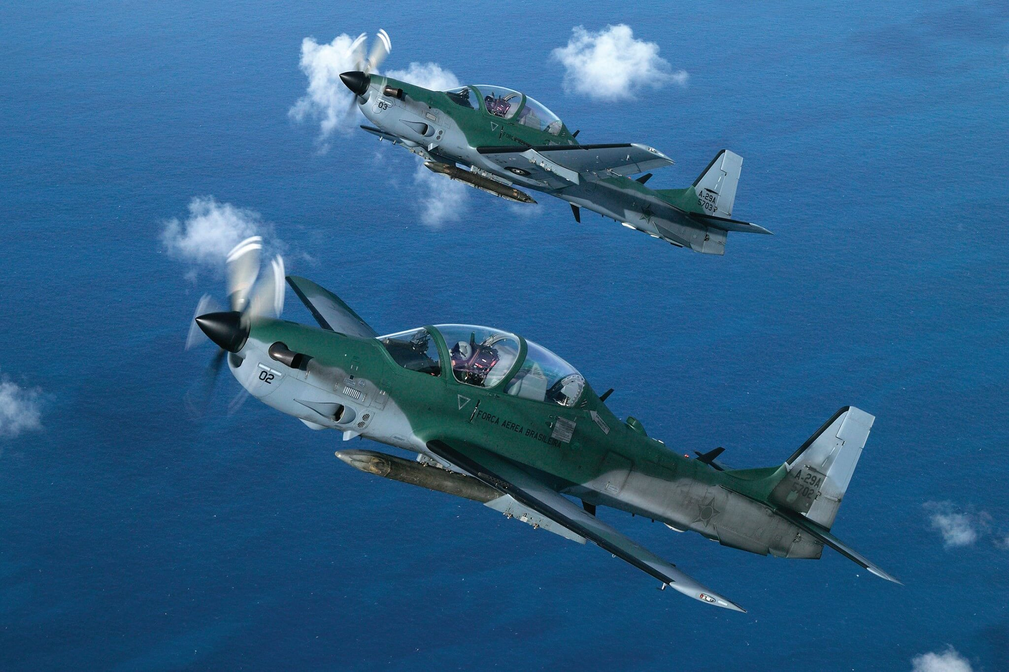 Philippines Officially Chooses Super Tucano For Counterinsurgency